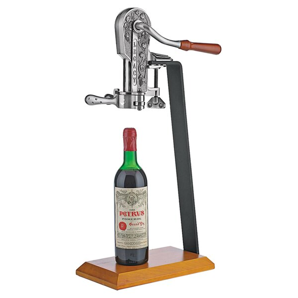 Legacy Corkscrew by Wine Enthusiast