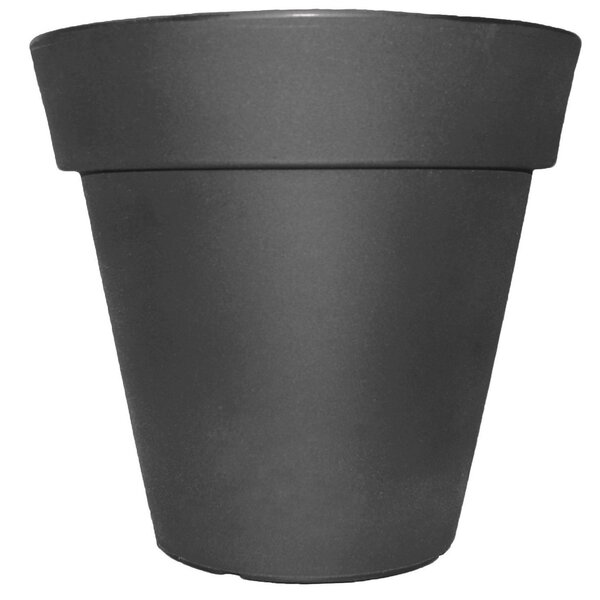Classic Plastic Pot Planter by Tusco Products