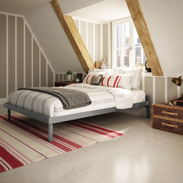 Goforth Bed Frame by Ebern Designs