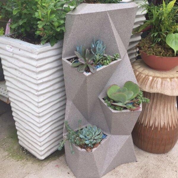 Damis Resin Vertical Garden (Set of 2) by Ivy Bronx