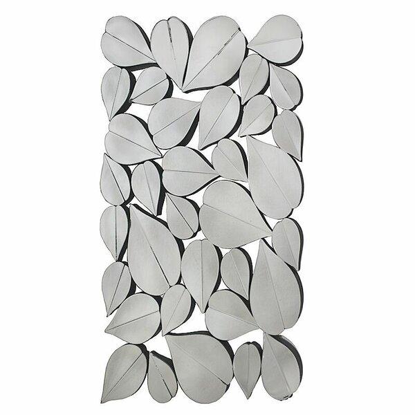 Modern Wall Mirror by ESSENTIAL DÉCOR & BEYOND, INC
