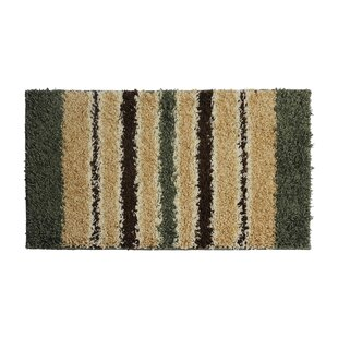 Olive Green/Brown Area Rug