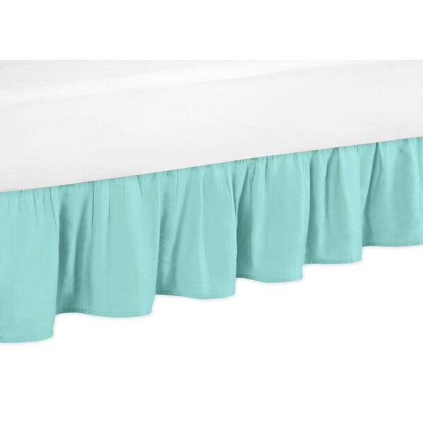 Skylar Toddler Bed Skirt by Sweet Jojo Designs
