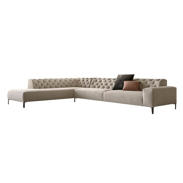 Boston Sectional by Pianca USA