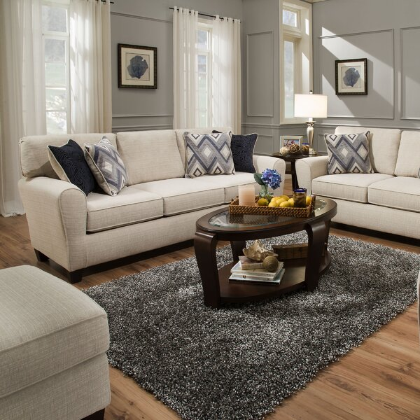 Vanness Configurable Living Room Set by Charlton Home