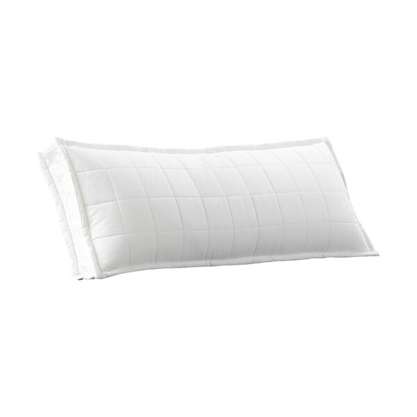 Bryn Gusseted Body Gel Fiber Standard Pillow by The Twillery Co.