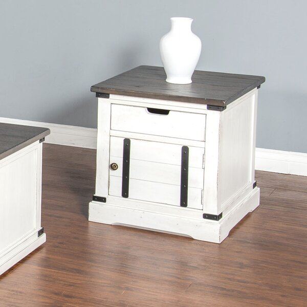 Kirree End Table by Longshore Tides