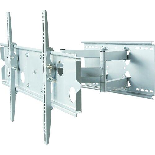 Ausrichtbare TV Wandhalterung für 42-70 Bildschirm ClearAmbient Farbe: Silber | Wohnzimmer > TV-HiFi-Möbel > TV-Halterungen | ClearAmbient