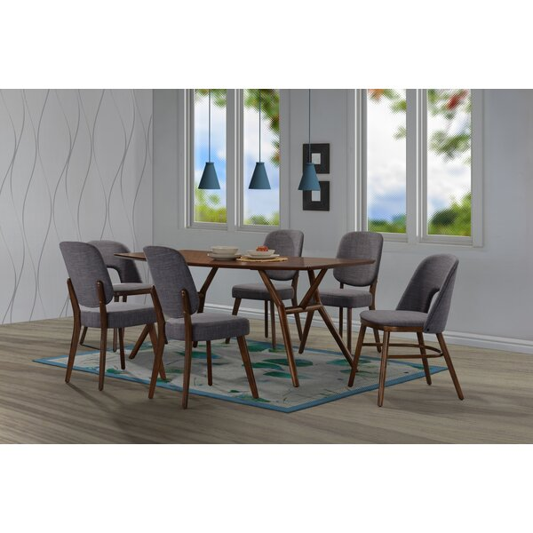 Kirsten  7 Piece Dining Set by Corrigan Studio