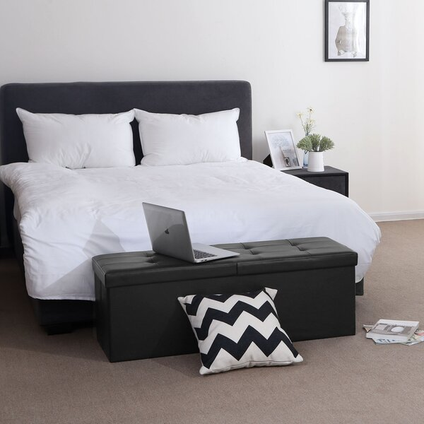 Grace Bay Storage Ottoman by Winston Porter