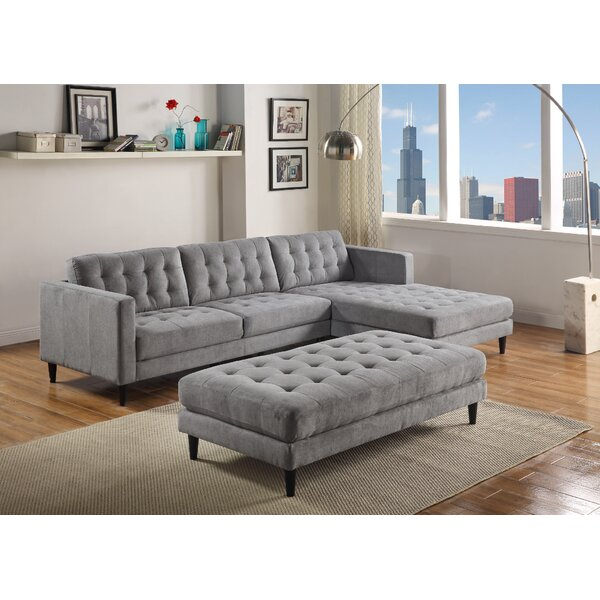 Mcrae Reversible Sectional by Ivy Bronx