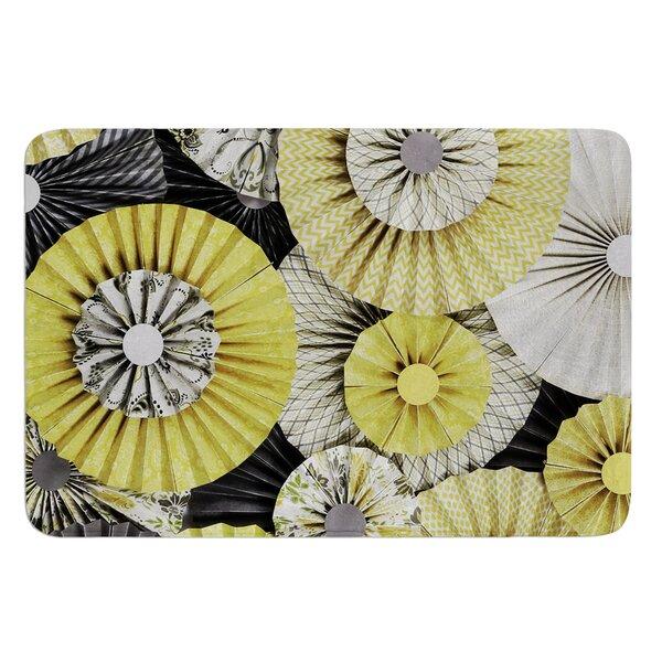 Daffodil by Heidi Jennings Bath Mat by East Urban Home
