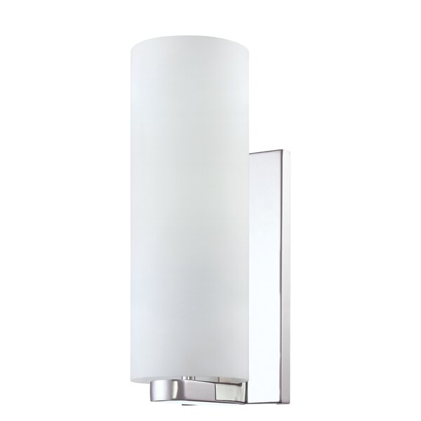 Pilos 1-Light Armed Sconce by Eurofase