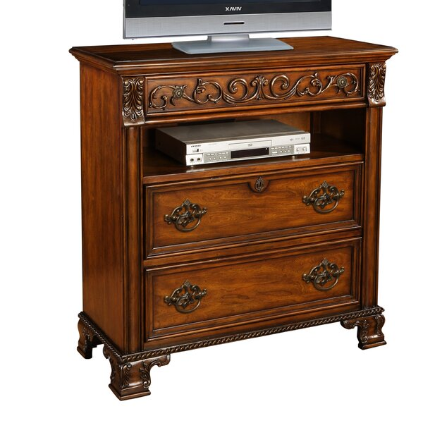 Kensington 3 Drawer Chest by Wildon Home®