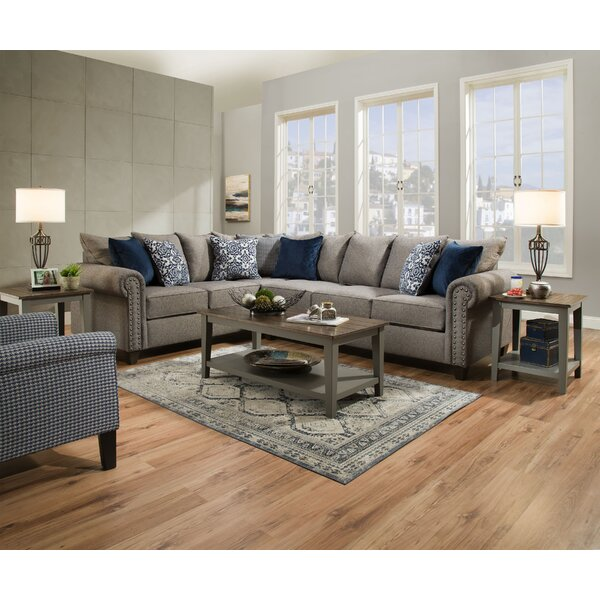 Delbert Sectional by Alcott Hill