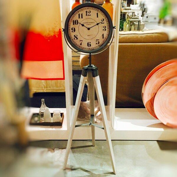 Tripod 46.5 Floor Clock by Williston Forge