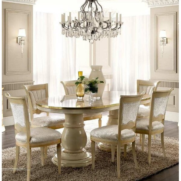 Chalgrave 7 Piece Dining Set by Rosdorf Park