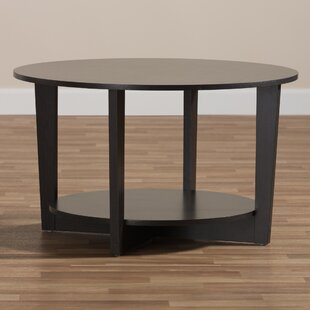 Hinesville Wooden Coffee Table