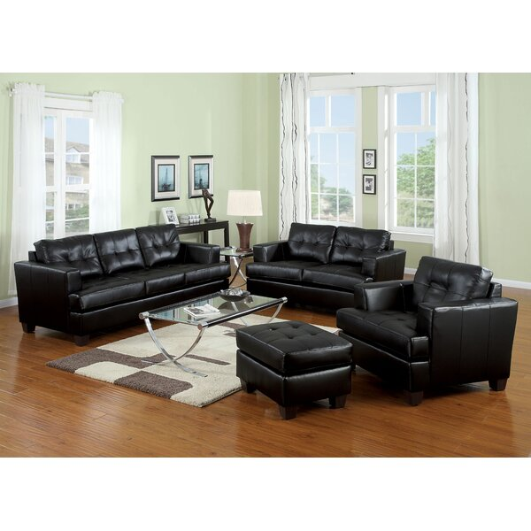 Locke Configurable Living Room Set by Latitude Run