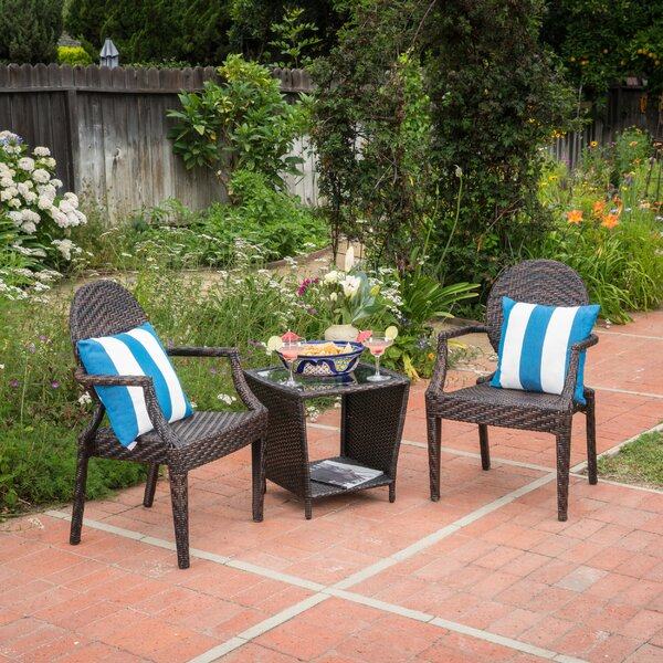 Bundinie Hill 3 Piece Seating Group by George Oliver