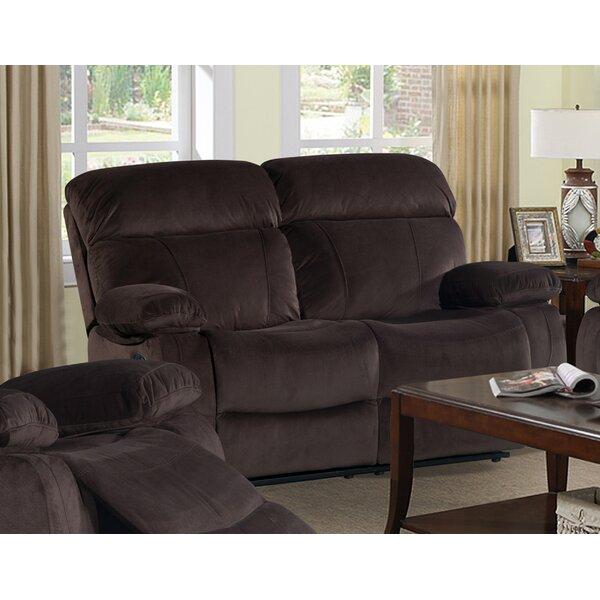 Darshan Living Room Reclining Loveseat by Red Barrel Studio