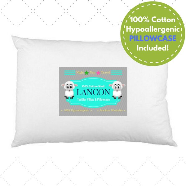 Toddler Pillow by Lancon Kids