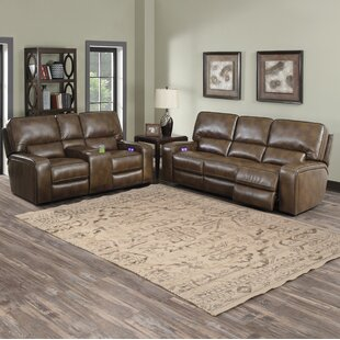 Alaaya 2 Piece Reclining Living Room Set by Ebern Designs