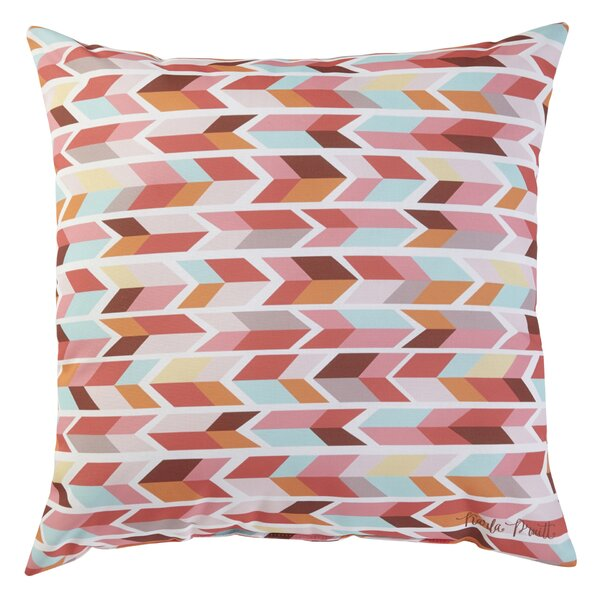Arrowhead Printed Throw Pillow by Manual Woodworkers & Weavers