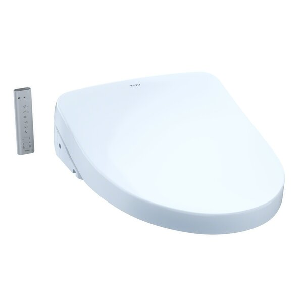S550e Modern Elongated Toilet Seat Bidet by Toto