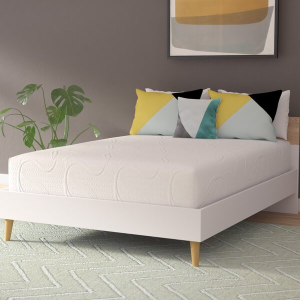 8 Firm Memory Foam Mattress by Alwyn Home