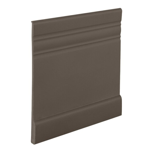 0.13 x 720 x 5.25 Cove Molding in Light Brown by ROPPE