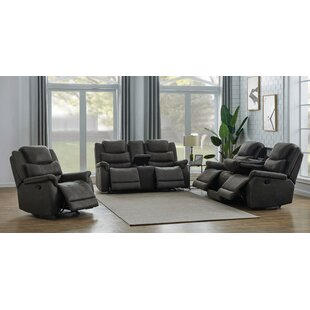 Reclining Sectional Set by Red Barrel Studio®