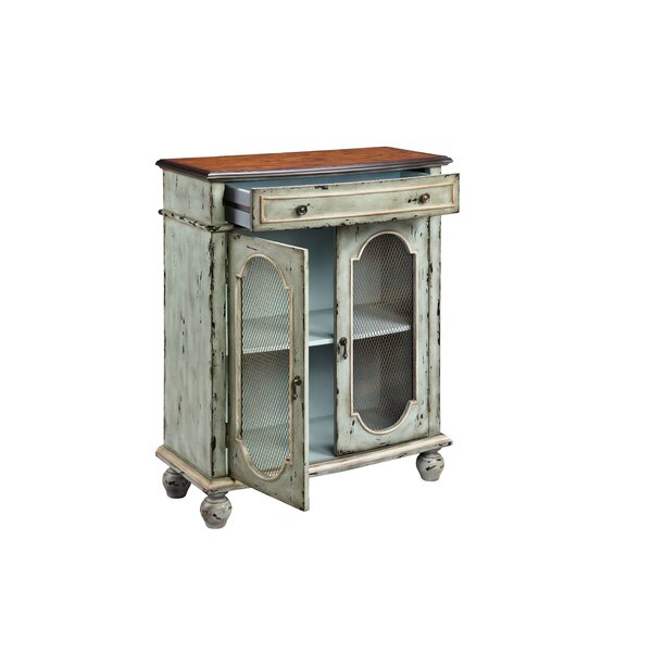 Dunia 2 Door Accent Cabinet By World Menagerie