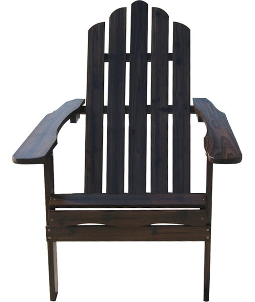 Wood Adirondack Chair by String Light Company