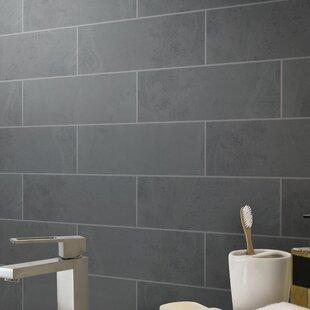 Gray Slate Floor Tiles Wall