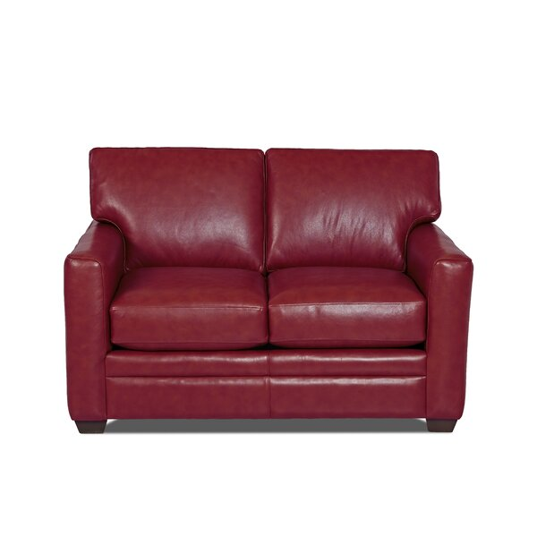 Carleton Loveseat by Wayfair Custom Upholstery™