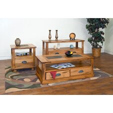 Coffee Table Set by Loon Peak