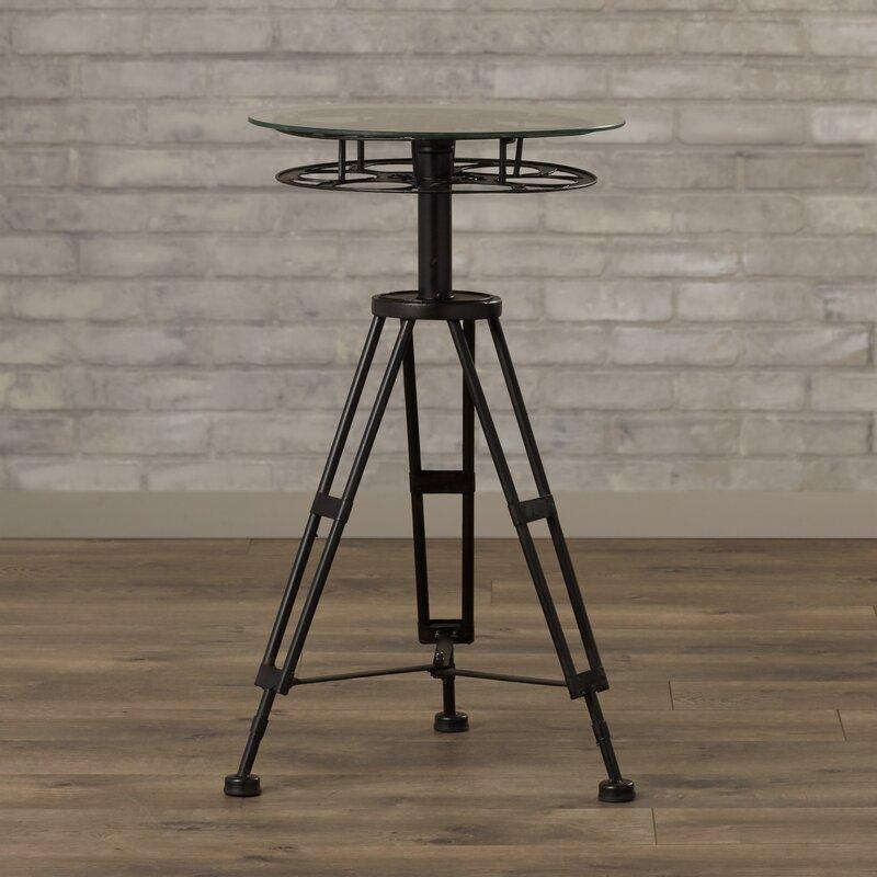 trent austin design cerritos end table reviews wayfair. Black Bedroom Furniture Sets. Home Design Ideas