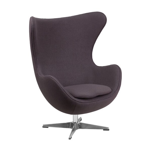 Siegle Swivel Lounge Chair by Brayden Studio