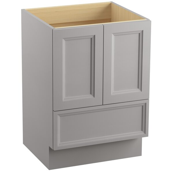 Damask™ 24 Vanity with Toe Kick, 2 Doors and 1 Drawer by Kohler