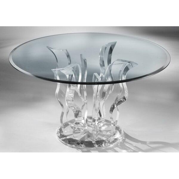 Mccabe Sparkle Dining Table by Rosdorf Park Rosdorf Park