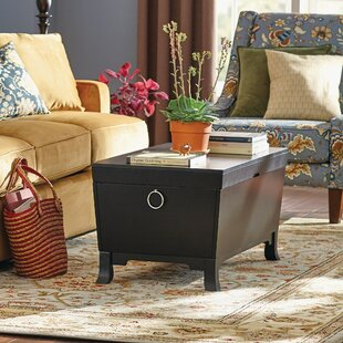 Orchard Park Coffee Table with Lift Top Three Posts