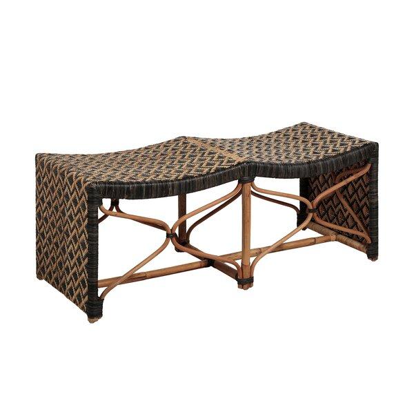 Wicker Bench by Gabby Gabby