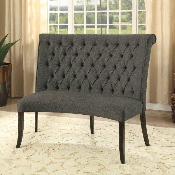 Hadin Upholstered Bench By Latitude Run