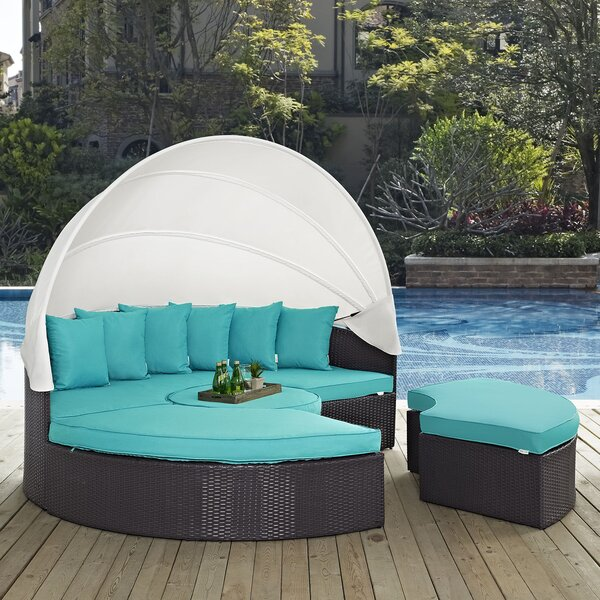 Ryele Daybed with Cushions by Latitude Run