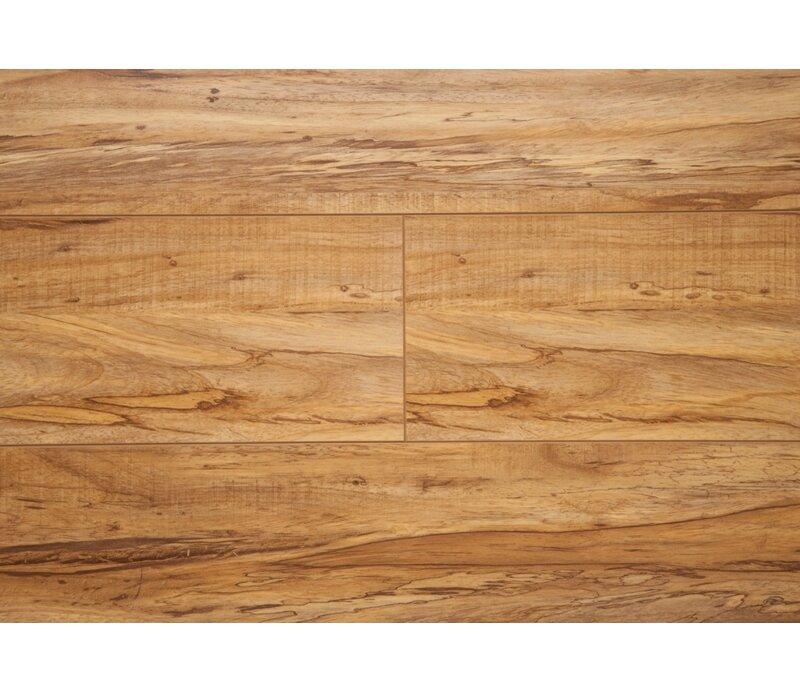 Chicrugz 65 X 48 X 12mm Oak Laminate Flooring In Rustic Olive