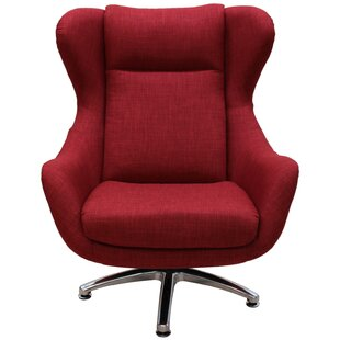 Watsons Wingback Chair by Latitude Run