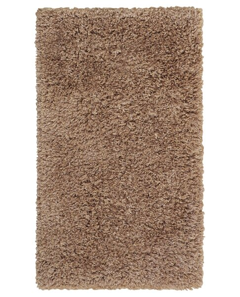 Atkins Hand-Tufted Khaki Area Rug by Darby Home Co
