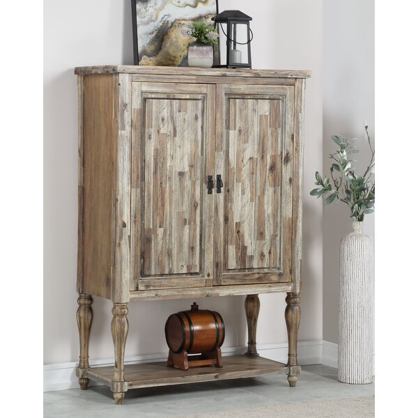 Karli Bar Cabinet by One Allium Way One Allium Way