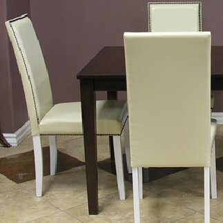 Blazing Upholstered Dining Chair (Set of 2) by Warehouse of Tiffany